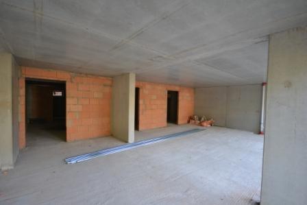 Garage mit Kellerzugang